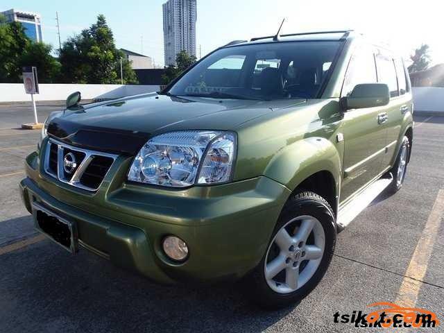 Nissan X-Trail 2007 - 3