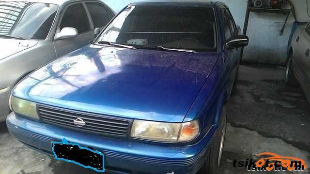 Nissan Sentra 1995 - 1