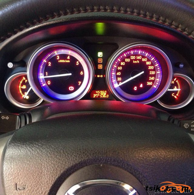 Mazda 6 2009 - 3