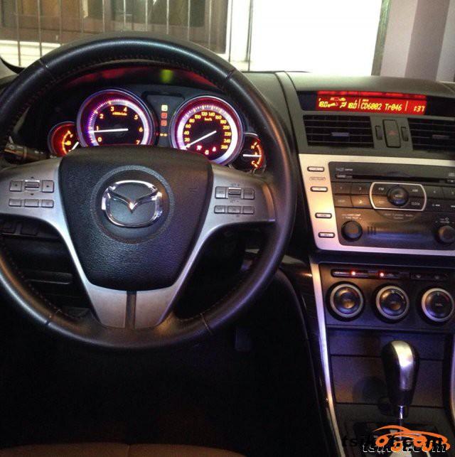 Mazda 6 2009 - 4