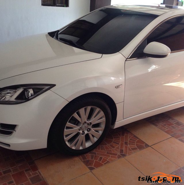 Mazda 6 2009 - 5