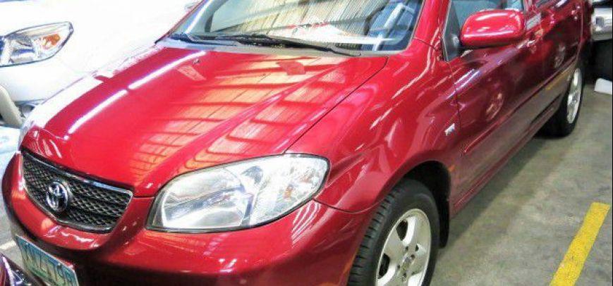 Toyota Vios 2003 - 6
