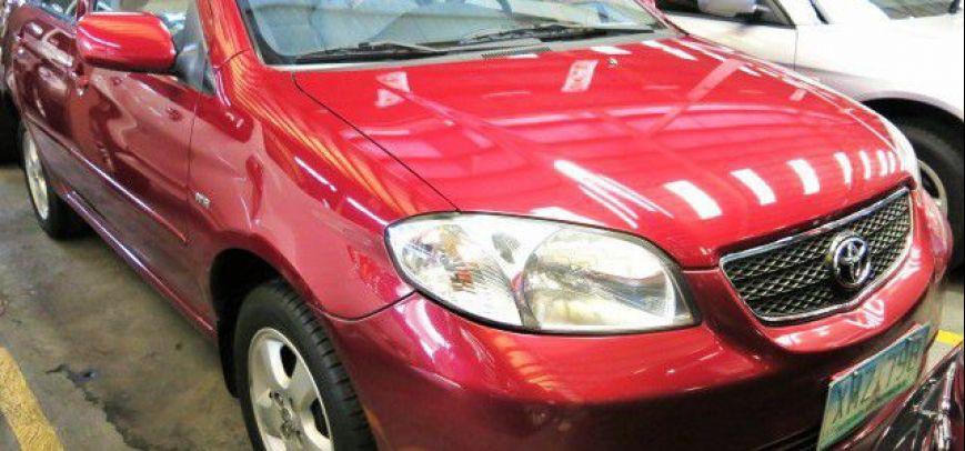Toyota Vios 2003 - 7