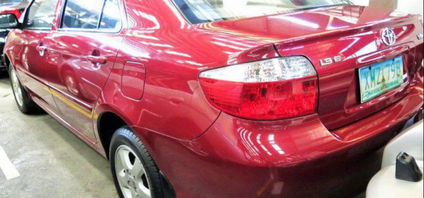 Toyota Vios 2003 - 9