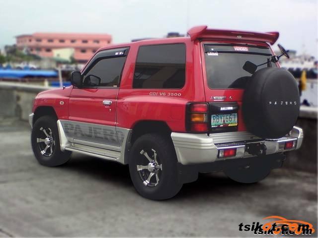 Mitsubishi Pajero 1997 - 2