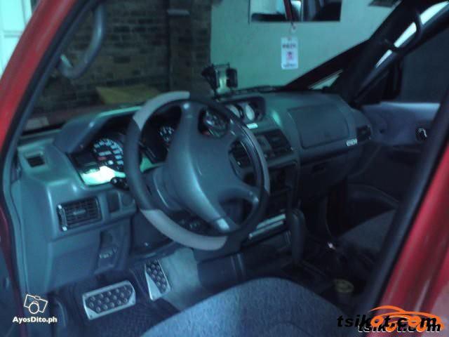 Mitsubishi Pajero 1997 - 3
