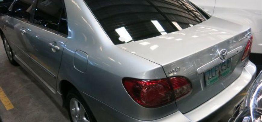 Toyota Corolla 2007 - 2