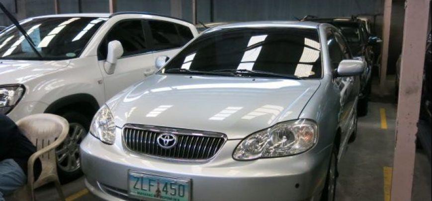 Toyota Corolla 2007 - 6