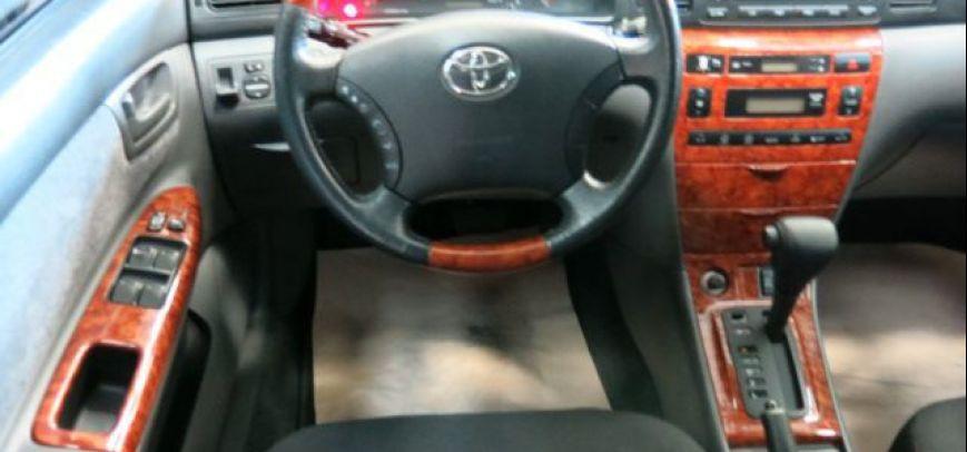 Toyota Corolla 2007 - 8
