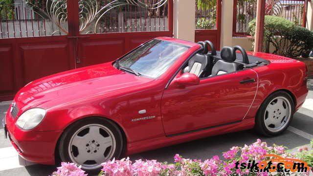 Mercedes-Benz Slk 1999 - 1