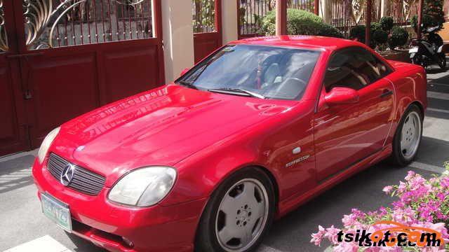 Mercedes-Benz Slk 1999 - 2