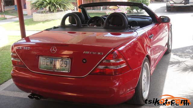 Mercedes-Benz Slk 1999 - 3