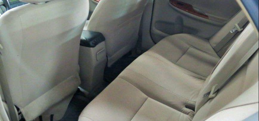 Toyota Corolla 2009 - 10