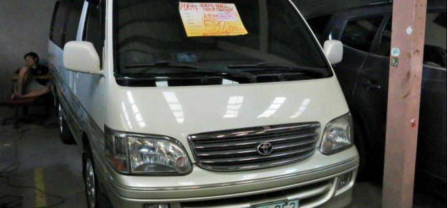 Toyota Hi-Ace 2004 - 6