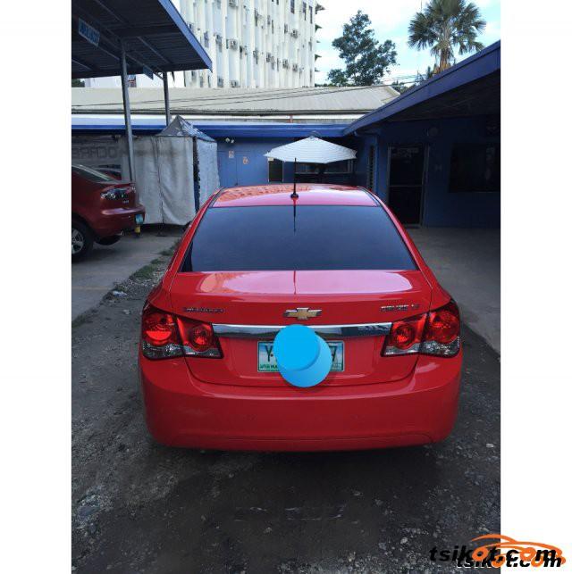 Chevrolet Cruze 2011 - 2