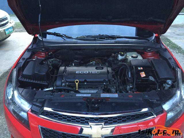 Chevrolet Cruze 2011 - 4