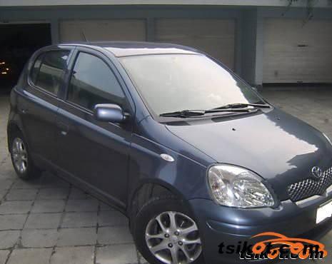 Toyota Yaris 2004 - 1