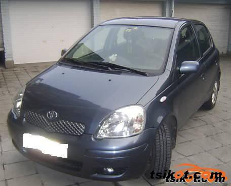 Toyota Yaris 2004 - 2