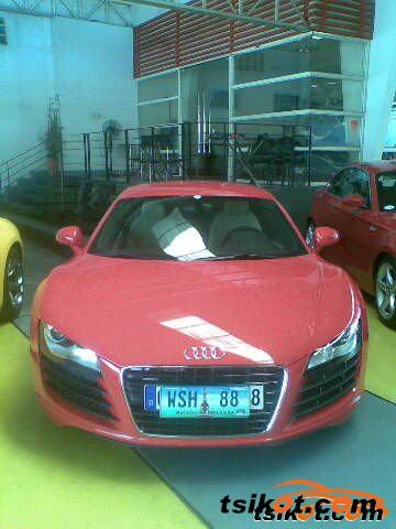 Audi R8 2009 - 1