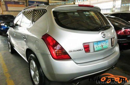 Nissan Murano 2006 - 3