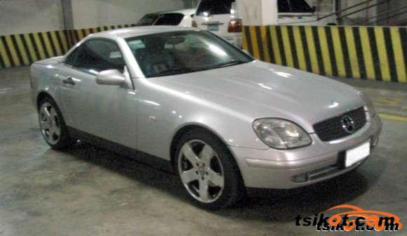 Mercedes-Benz Slk 1997 - 1
