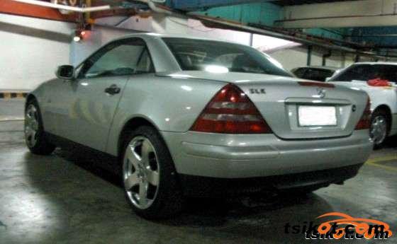 Mercedes-Benz Slk 1997 - 3