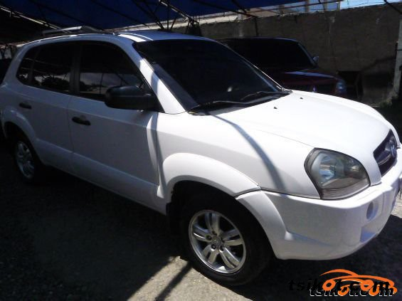 Hyundai Tucson 2007 - 1