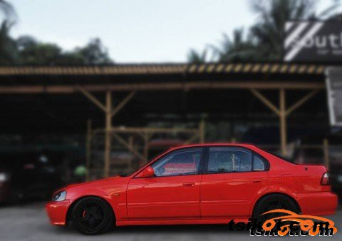 Honda Civic 2000 - 2