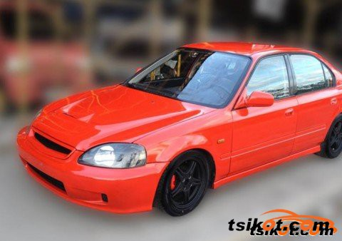 Honda Civic 2000 - 4