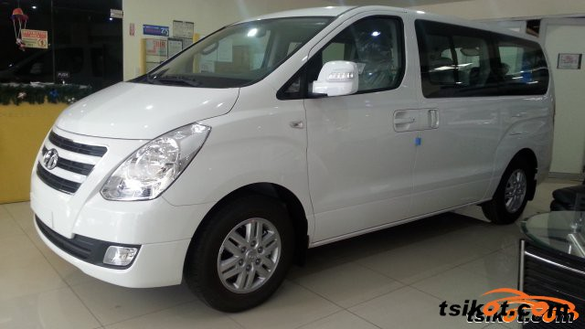 Hyundai G.starex 2016 - 2