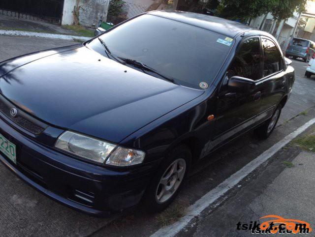 Mazda 323 1997 - 4
