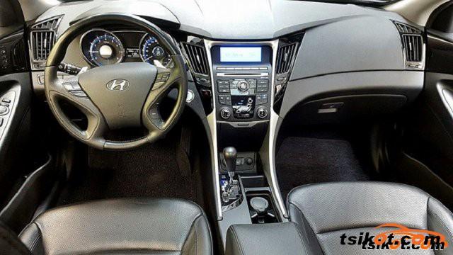Hyundai Sonata 2012 - 2