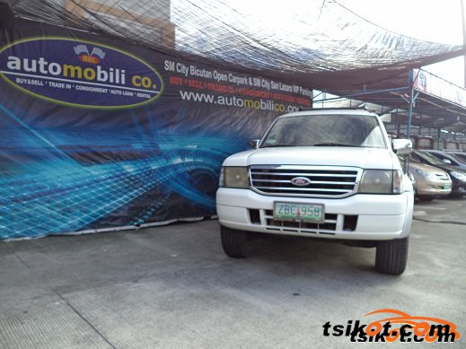 Ford Everest 2005 - 5