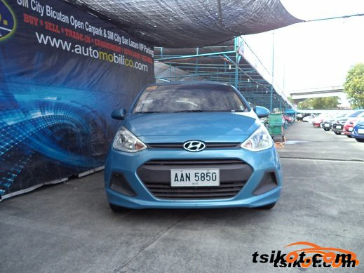 Hyundai Grand 2014 - 2