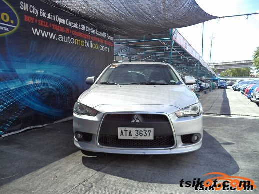Mitsubishi Lancer 2014 - 6