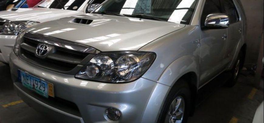 Toyota Fortuner 2009 - 1