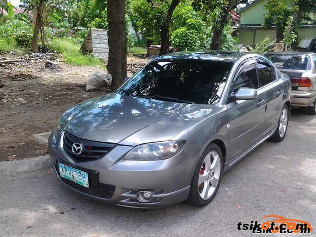 mazda 3 2008 car for sale metro manila. Black Bedroom Furniture Sets. Home Design Ideas