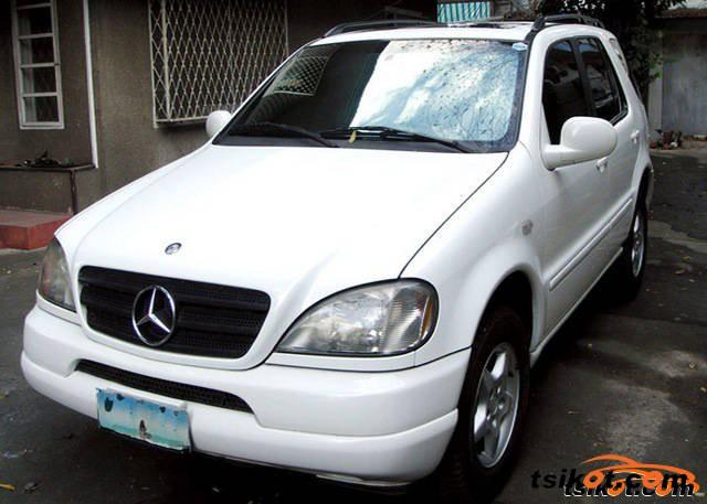 Mercedes-Benz Ml 1998 - 1