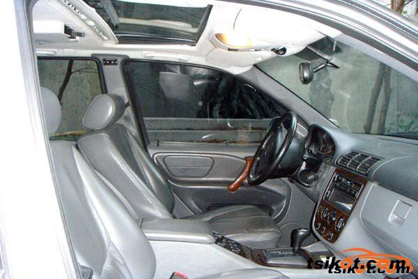 Mercedes-Benz Ml 1998 - 3