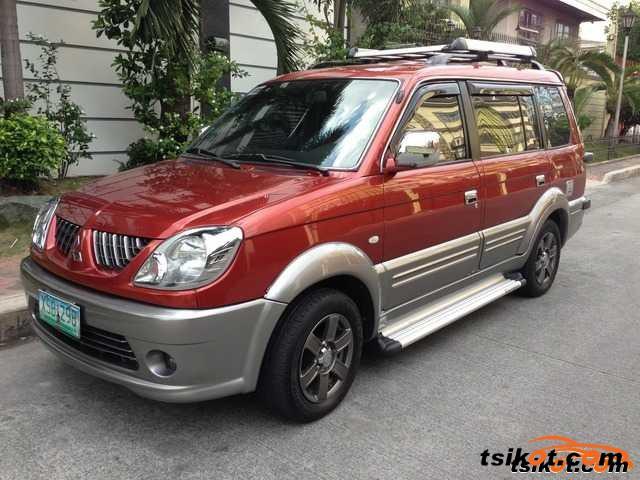 Mitsubishi Adventure 2004 - 2