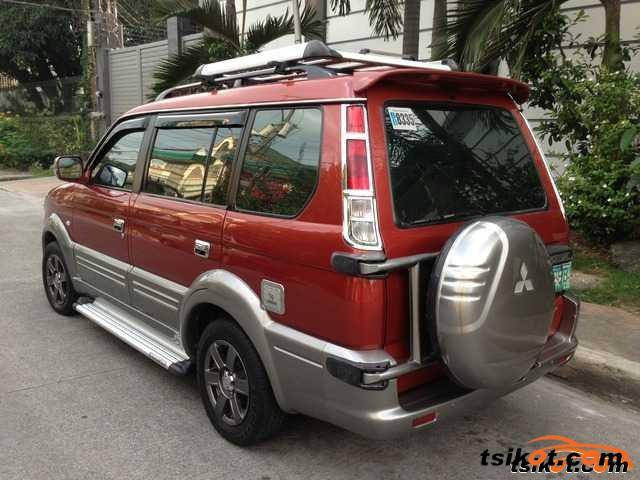 Mitsubishi Adventure 2004 - 8