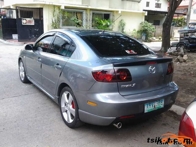 mazda 3 2005 car for sale metro manila. Black Bedroom Furniture Sets. Home Design Ideas
