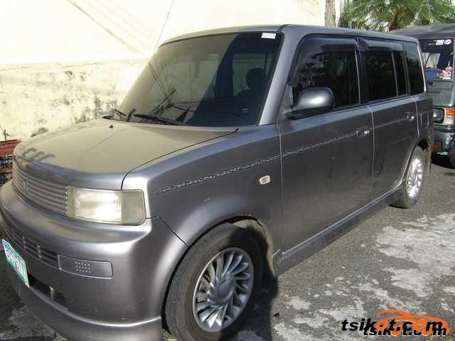 Toyota Vios 2000 - 1