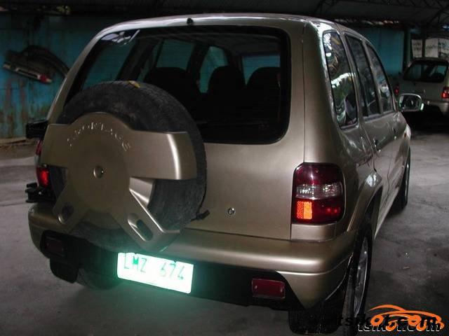 Kia Sportage 2001 - 3