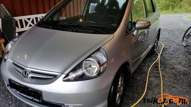 Honda Fit 2008 - 1