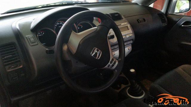 Honda Fit 2008 - 2