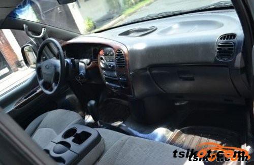 Hyundai Starex 2005 - 4
