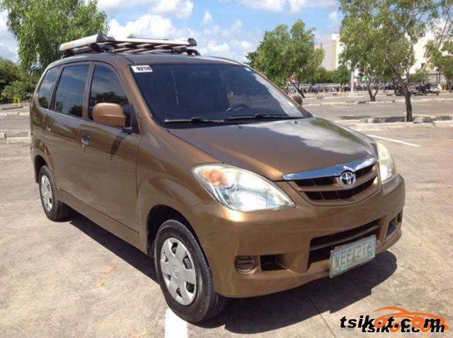 Toyota Avanza 2007 - 2