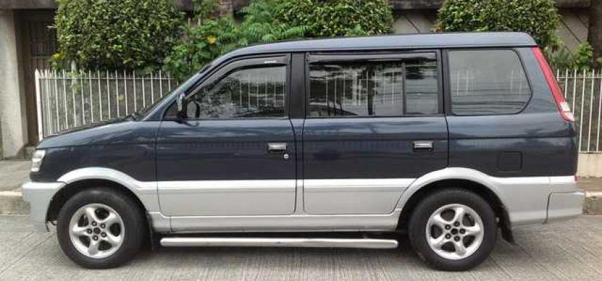 Mitsubishi Adventure 2002 - 3