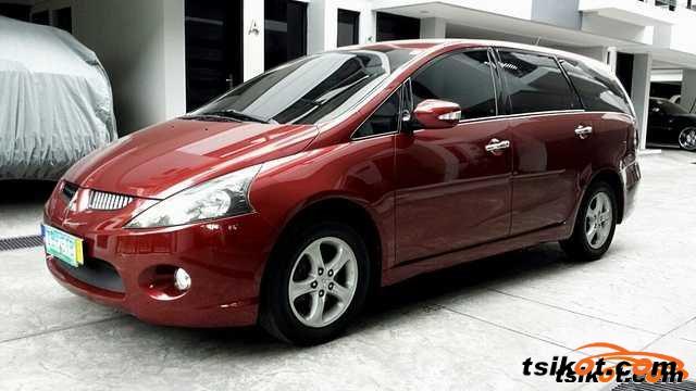 Mitsubishi Grandis 2006 - 3